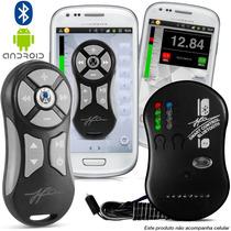 Controle Longa Distancia Jfa Smart Control Bluetooth Prata