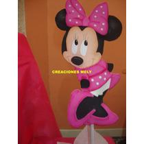 Centros De Mesa Minnie Mouse.