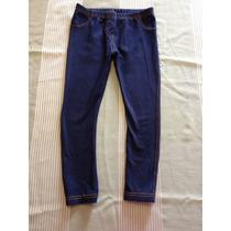 Legis Blue Jeans Ajustado Al Cuerpo De La Niña