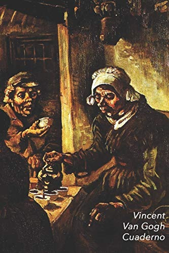 Libro : Vincent Van Gogh Cuaderno Los Comedores De Patatas|. - $ 789 ...