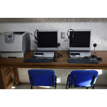 Paquete Para Ciber Cafe 3.0ghz 1 Gb Lcd17 Impresora Laser !