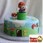 Tortas Y Cupcakes De Mario Bros