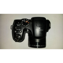 Carcaça Camera Digital Fujifilm Finepix S2980 C/ Defeito
