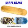 Shape Skate Profissional React Sem Lixa Barato