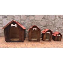 Casas De Madera Para Perros De Talla Chica !!