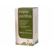 Pastilhas Evidenciadoras De Placa Bacteriana Dental C/120un