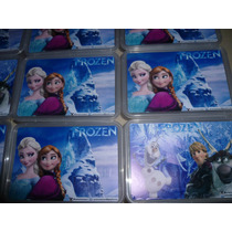 Cotillones, Cajas Plásticas Frozen, Spiderman, Princesas Etc