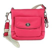 Bolso Coach Campbell Leather Swingpack Mini Swingpack Cross