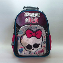 Mochila Monster High 16 Pulgadas Dm419