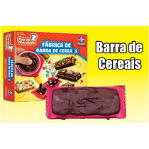 Brinquedo Faz De Verdade Fabrica Barra De Cereais Estrela