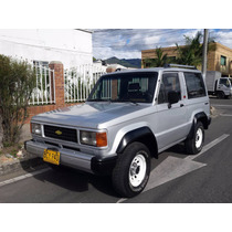 Chevrolet Trooper Dlx Modelo 1993