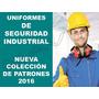 Patrones Braga Industrial Uniforme De Seguridad Envio Gratis