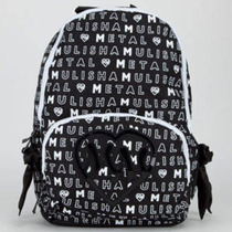 Morral Bolso Metal Mulisha 100% Original