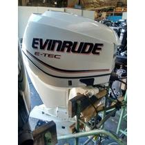 Motor De Popa Evinrude Etec 300 Garantia Surfski