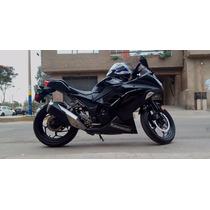 Kawasaki Ninja 300 Precio De Ocasión. Excelentes Condiciones