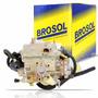 Carburador 2e Alcool Brosol Pampa Motor 1.8 Ap 89 90 91 A 93