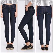 Pantalones Jeans Corte Medio Para Damas Forever 21 Original
