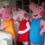 Peppa Pig Muñecote Familia De Peppa George Alquiler Fiestas