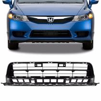 Grade Inferior Central Parachoque Honda New Civic 2009 2011