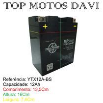 Bateria Teckpower Ytx14a-bs Cb 400 & 450 Virago 535 2507