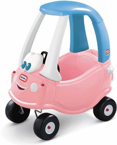 Juguetes Para Montar Carro Little Tikes Rosado 182 599 En