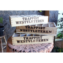 Caixa/engradado Westvleteren - Cerveja Trapista Belga