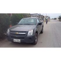 Camioneta Chevrolet Dmax Año 2012 2.5 Cabina Censilla
