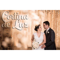Cortina De Led - 1750 Leds - Decoração Casamento Festa