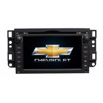 Central Multimídia Aikon S100 - Chevrolet Captiva - Até 2014