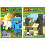 Minecraft Minifiguras-mod Lego Marca Lele