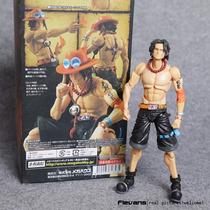 Action Figure Portgas D. Ace - One Piece Articulado