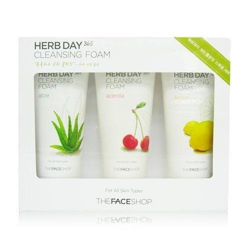 c08117474 El Conjunto Especial De Espuma De Limpieza Face Shop Herb - S  210 ...