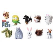 Coleção Completa Pets A Vida Secreta Dos Bichos Mc Donalds