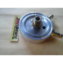 Flange P/ Adaptar Radiador De Óleo Motor Opala 4 Cc Ou 6 Cc