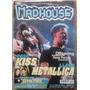 Revista Madhouse #99 - Kiss - Metallica - Sin Posters