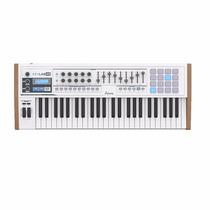 Controlador Sintetizador Teclado Keylab 49 Midi Arturia