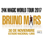 Entradas Bruno Mars En Lima, Cancha 1 Derecha<br><strong class='ch-price reputation-tooltip-price'>S/. 1.000<sup>00</sup></strong>