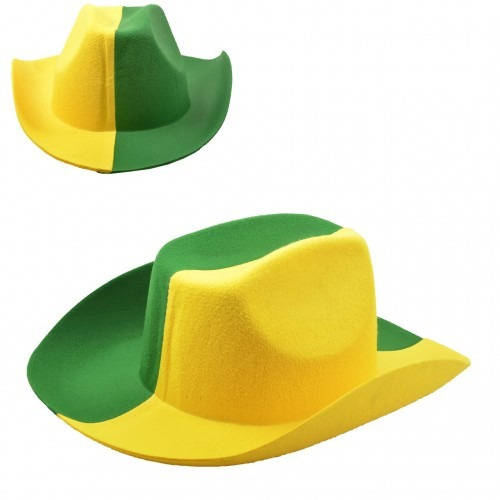 2e962df08d791 Chapeu Brasil Cowboy Copa Do Mundo - R  6