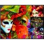 50 Mascaras Y Antifaces Venecianos Con Plumas Y Decorados