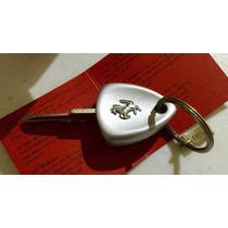 Llave Ferrari 360 Key Blank Fob Llavero Modena Coleccion