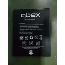 Bateria Smartphone Qbex W509, W510 E W511