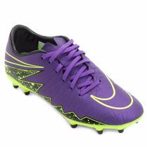 Chuteira Nike Hypervenom Phelon 2 Campo Original Com Nfe