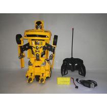 Robot Transformers Con Control Remoto Recargable *video*