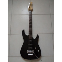 Guitarra Eléctrica Washburn Mercury Mg340 C/estuche Y Correa
