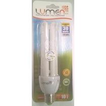 Lâmpada Fluorescente Compacta 30w 220v 3u Luz Suave