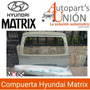 Compuerta Hyundai Matrix