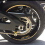 Friso + Adesivo Refletivo Roda M2 Moto Suzuki Gsx R 750 Srad