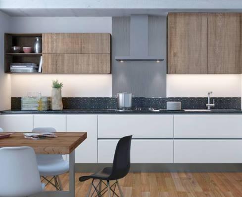 Muebles De Cocina, Amoblamiento A Medida Somos Fabricantes - $ 5.600 ...