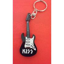 Chaveiro Guitarra Stratocaster Kiss