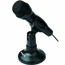 Microfono Para Pc De Pie Nisuta Mic180 Clidad De Sonido